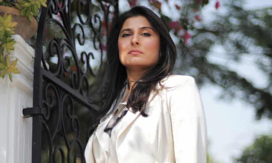 Oscar-winner Sharmeen Obaid-Chinoy.