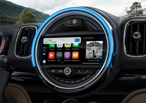 The MINI Connected integrates a multiple technology into your everyday vehicle.