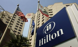 Hilton's CEO said the new chain would offer younger customers 'urban flair' and stripped-back services for lower prices.