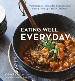Peter Gordon's Eating Well Everyday (Murdoch Books, $39.99) is out now.