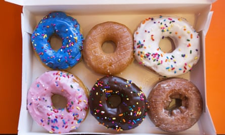 Today there are over 4,200 Dunkin' stores in New England, nearly a third of the 12,600 around the world.