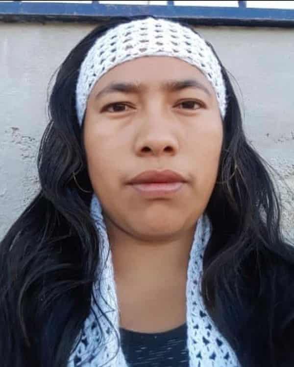 Carolina Ramírez Pérez.