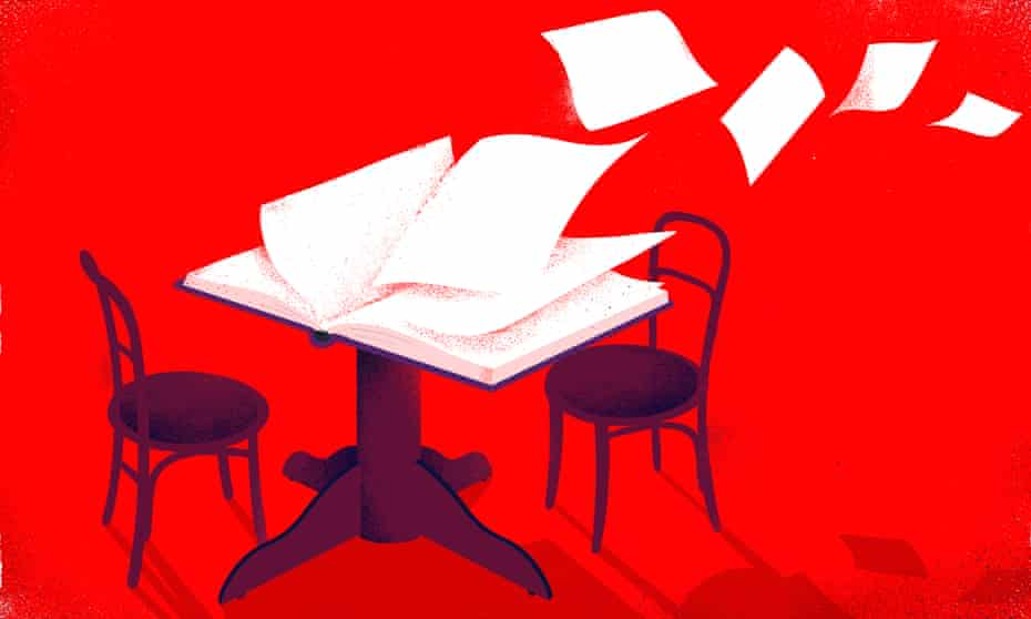 Illustration by Sébastien Thibault