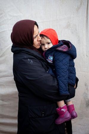 Moyena and Mohsin, from Iraq