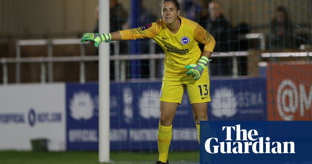 Crystal Palace keeper says she received sexist abuse from Coventry United fans