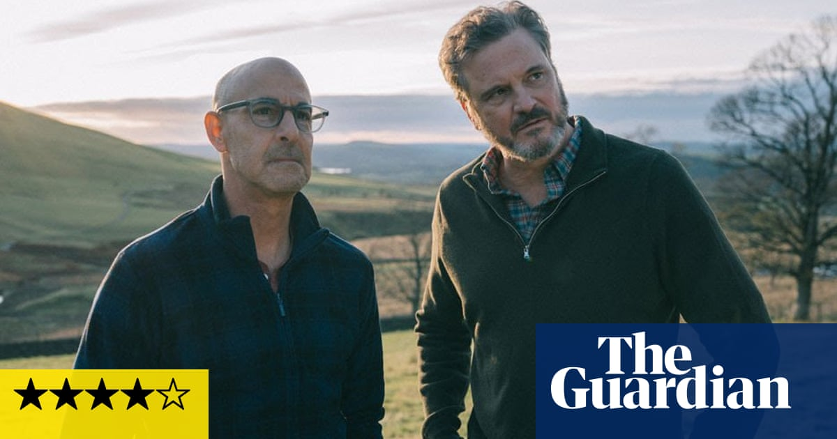 Supernova review – Colin Firth and Stanley Tucci dazzle as a couple facing their fears