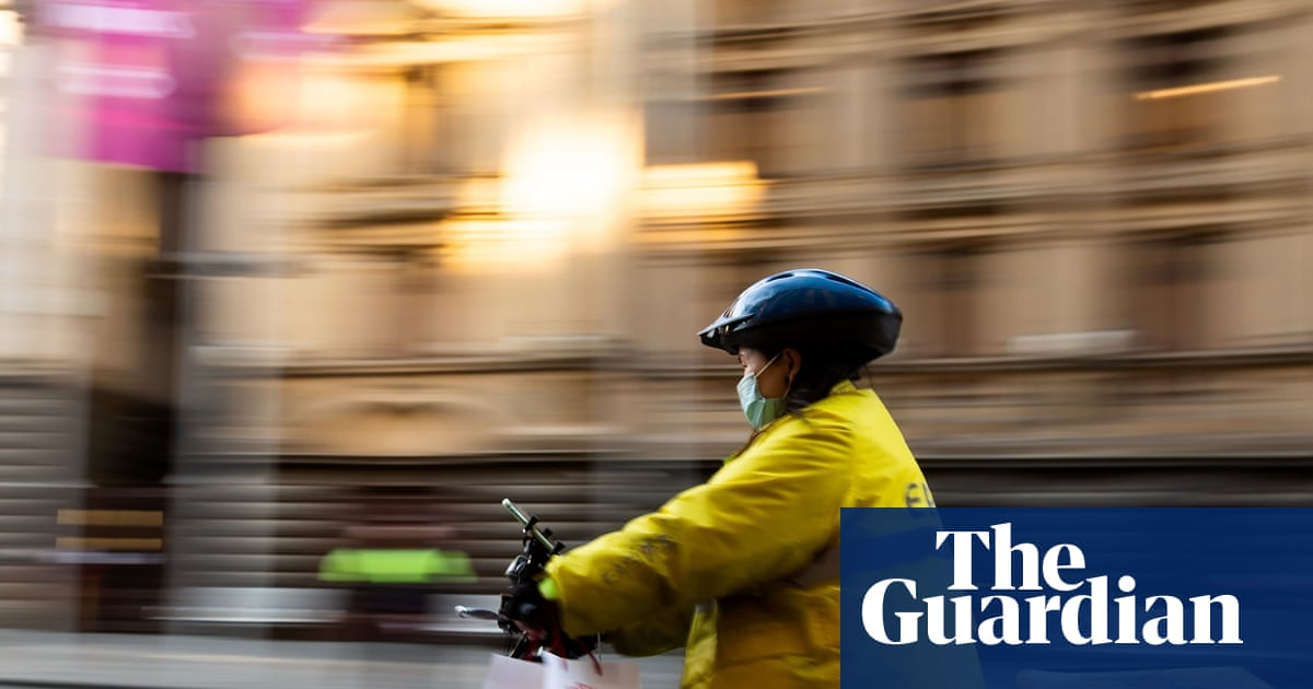 'They don't have brakes the tyres are gone': food delivery companies accused of bike safety failures – The Guardian