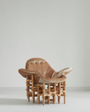 Envisioned Comfort armchair by Vytautas Gečas & Marija Puipaitė from the Lithuania collection