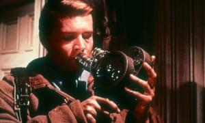 Carl Boehm in Michael Powell's Peeping Tom.