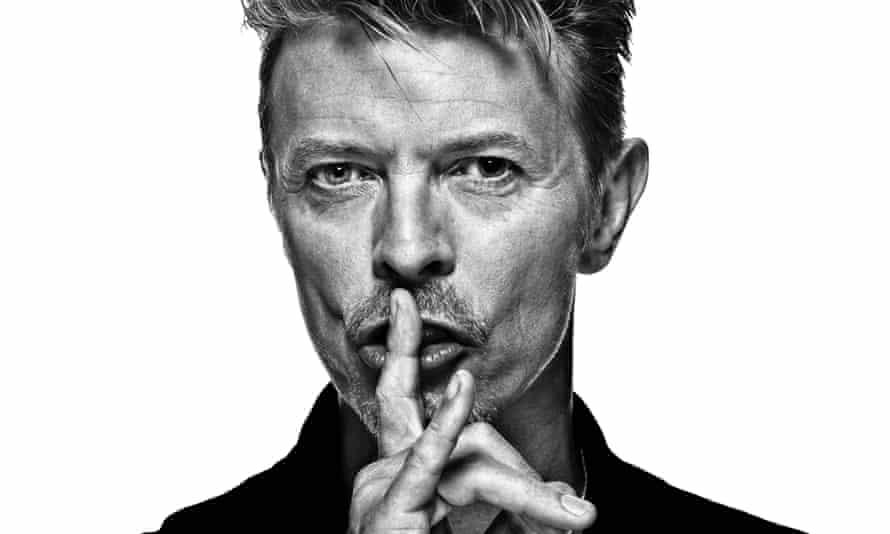 David Bowie … on one last hot streak.