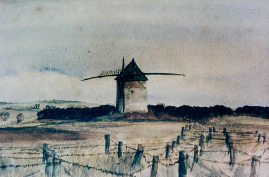 Baizieux, Somme, 9 November 1916.