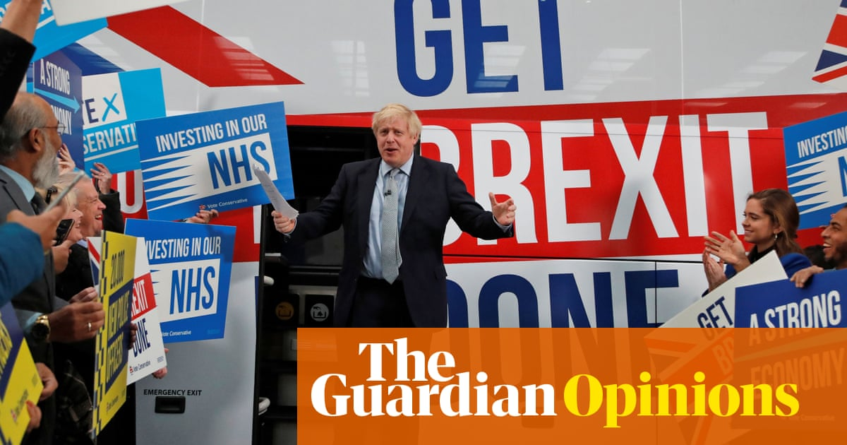 It's not just Boris Johnson's lying. It's that the media let him get away with it | Peter Oborne
