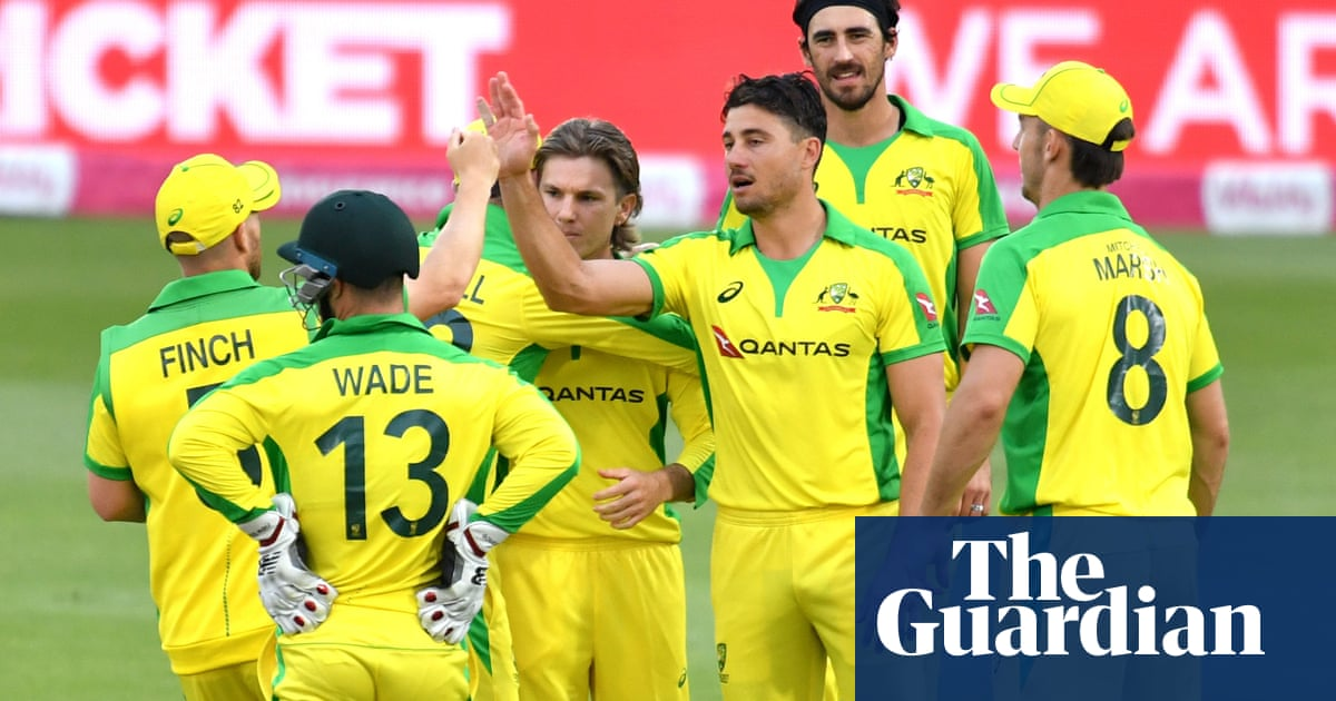 Roles reversed with England as Australia set out on road to next World Cup | Geoff Lemon