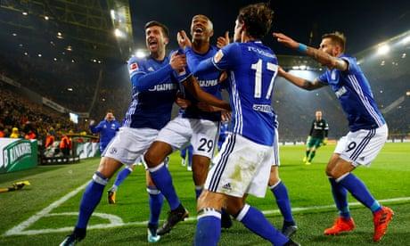 Schalke's historic comeback leaves Bosz on the brink in Dortmund | Andy Brassell