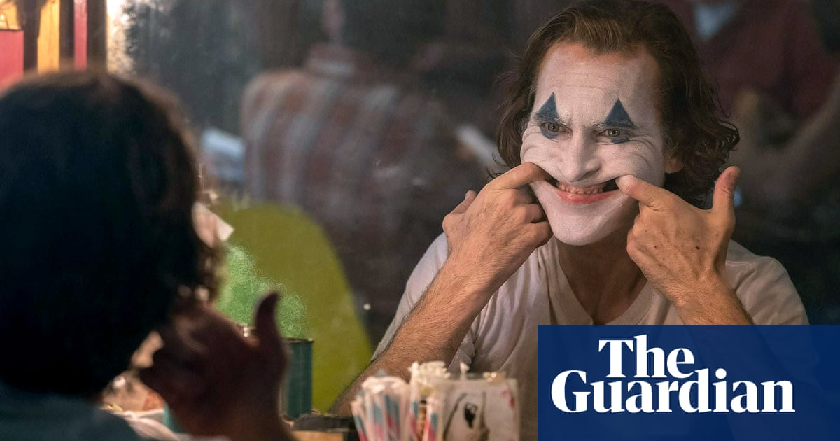 Joker a betrayal of mentally ill people, says David Fincher