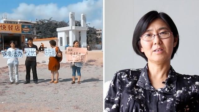 Image result for Maya Wang, a Human Rights Watch campaigner