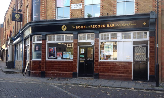 Book and Record Bar, West Norwood