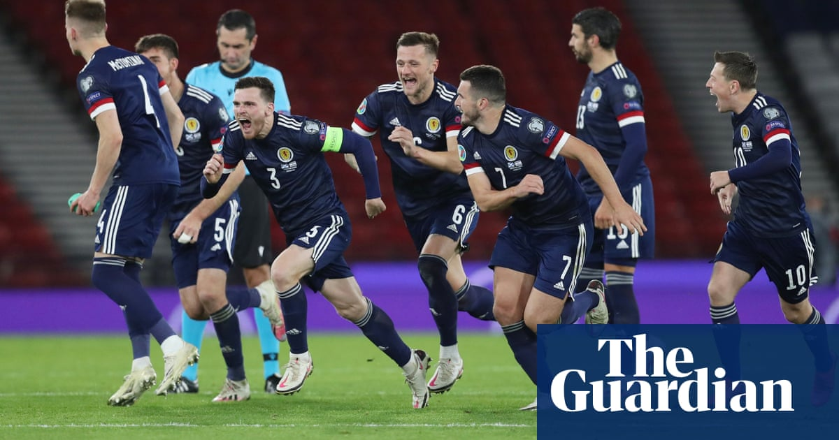 McLean holds nerve in Israel shootout to keep Scotland dreaming of Euro 2020