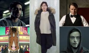 The Night Of, Marcela, Hannibal, Mr Robot, BoJack Horseman