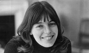 Penny Vincenzi in June 1972