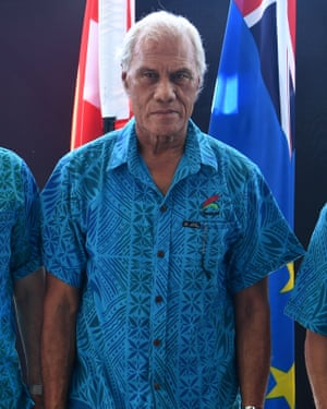 Prime Minister of Tonga Akilisi Pohiva said he will suggest the weight loss challenge to other leaders next month.