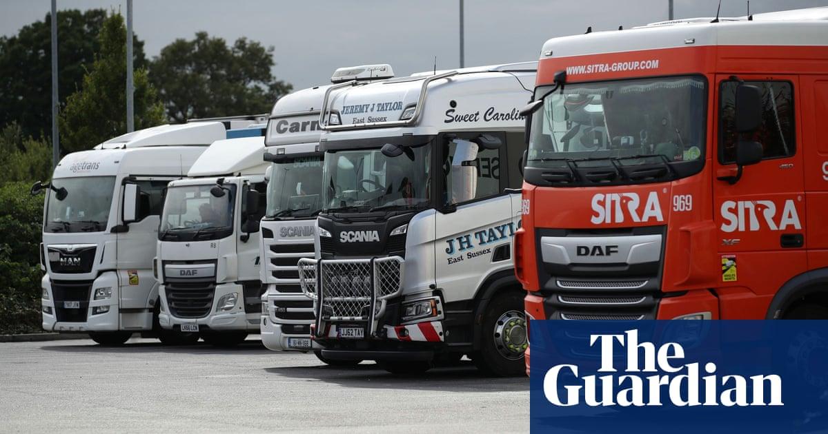 HGV driver shortage was inevitable