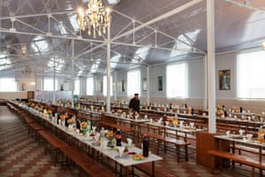 Preparations to feed 1300 people on the Gagauz national holiday of Kasym