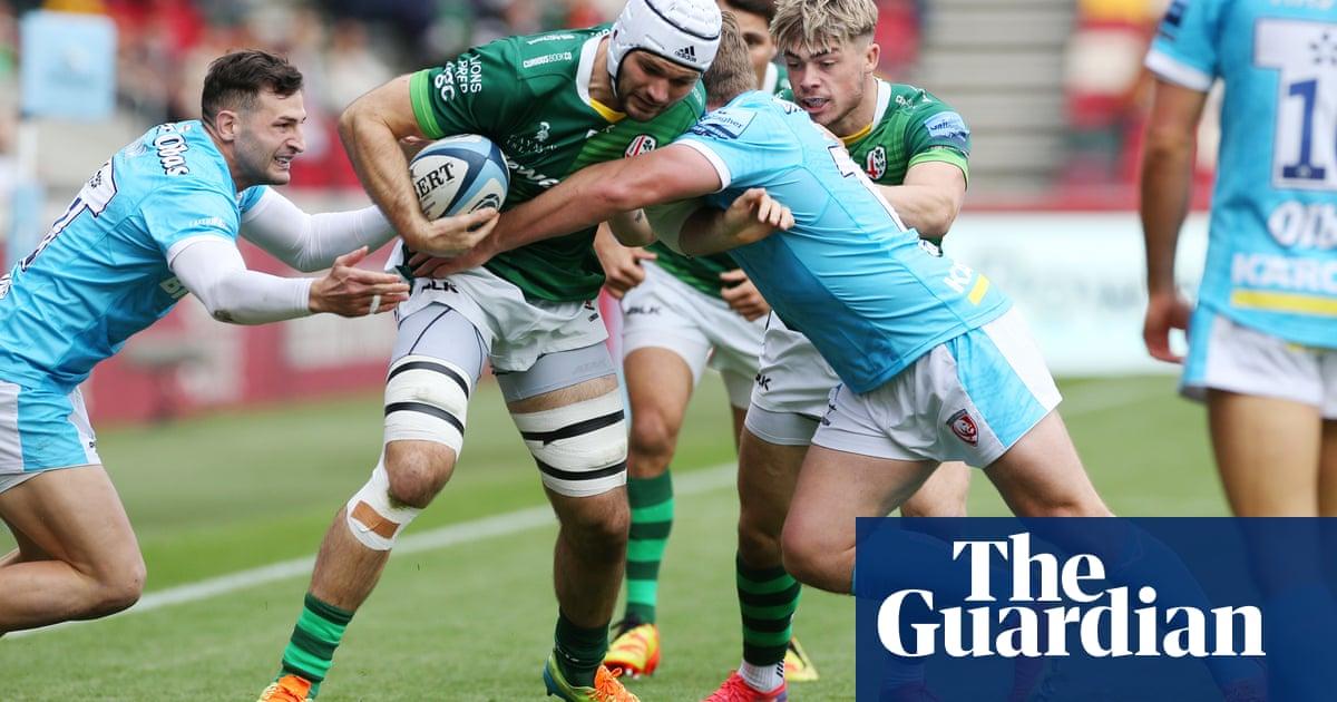 Ben Morgan and Gloucester deny London Irish first win of season