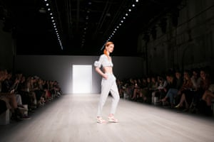 Clothing by Karla Spetic at Australia fashion week.