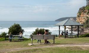 Sydney's northern beaches on Wednesday