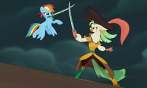 Now with added pirates … My Little Pony: The Movie.