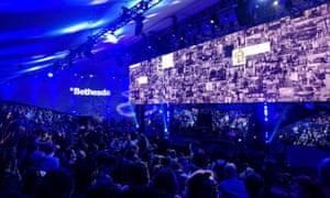 Bethesda conference E3 2018