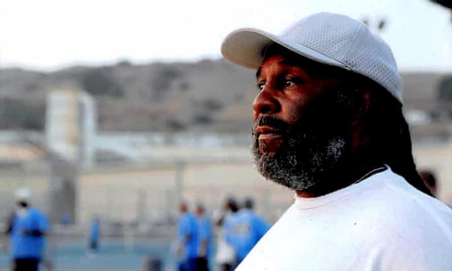 Charles Ross, 58, has been incarcerated 16 years. The next president, Ross says, should work towards prison reform and 'to help fix our police situation against people of color'.