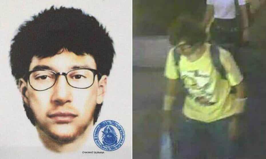 Thailand suspect composite