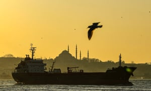 Environmentalists warn the project could disrupt the delicate ecological balance of the Marmara Sea.