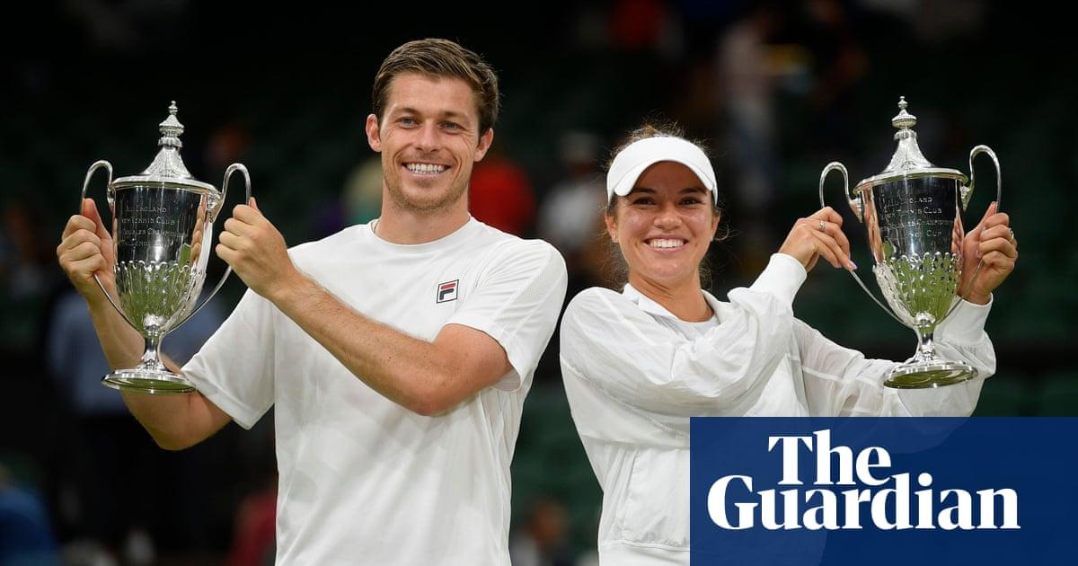 Neal Skupski and Desirae Krawczyk storm to Wimbledon mixed doubles title