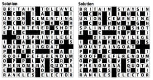 Boatman referendum puzzle.