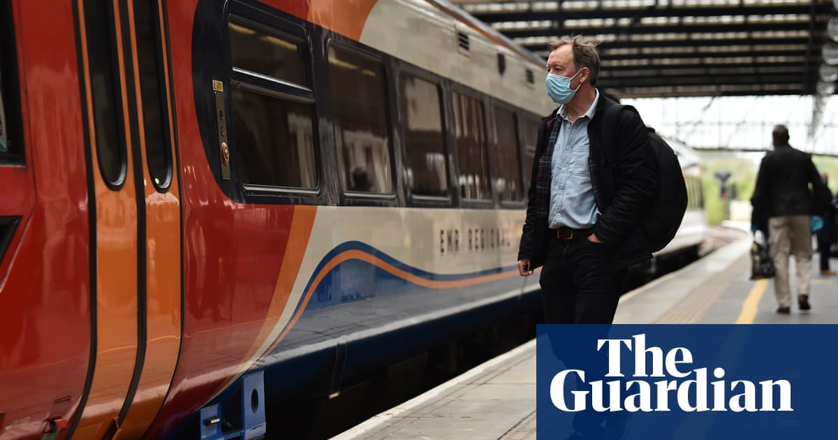 UK rail firm rebuked for cancelling contest over 'poor-quality' entries