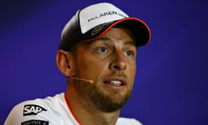 Jenson Button will turn 37 next season and has been driving for McLaren since 2010.