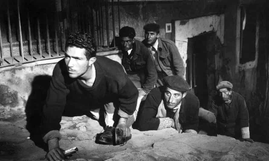 Luchino Visconti's film of La Terra Trema by Giovanni Verga.