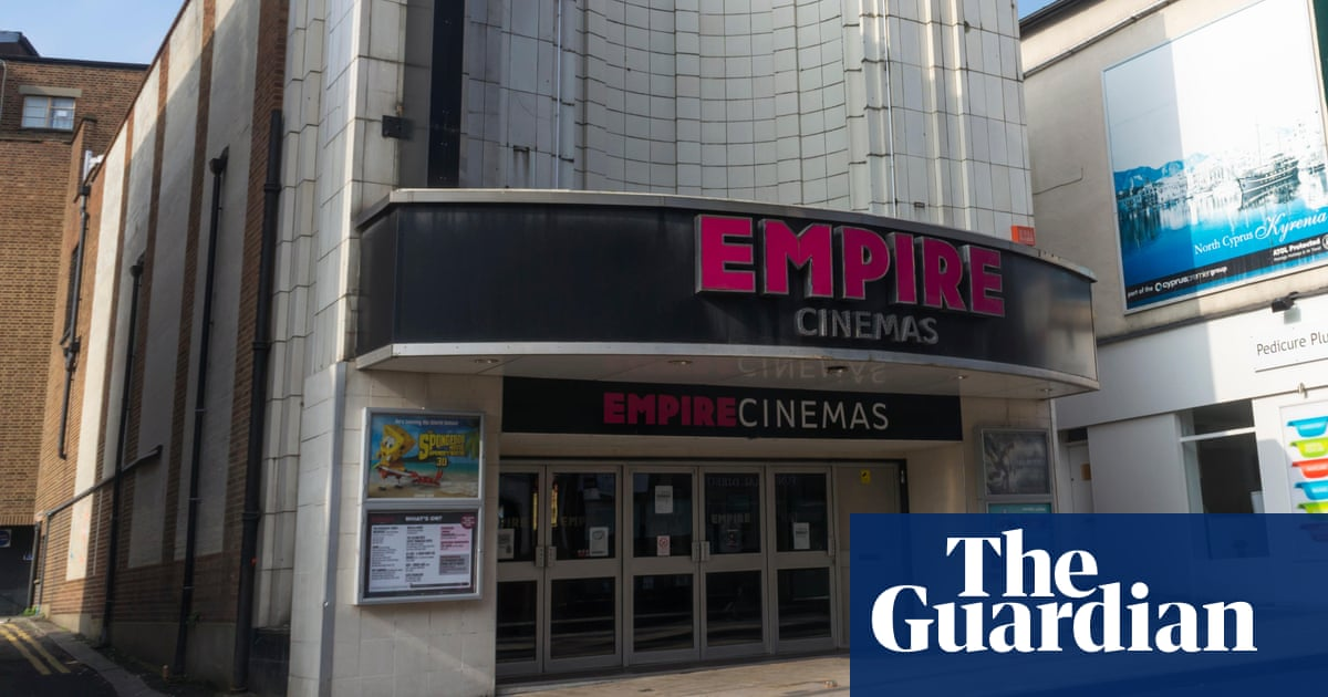 Empire Cinemas rejects first world war short film by Bible