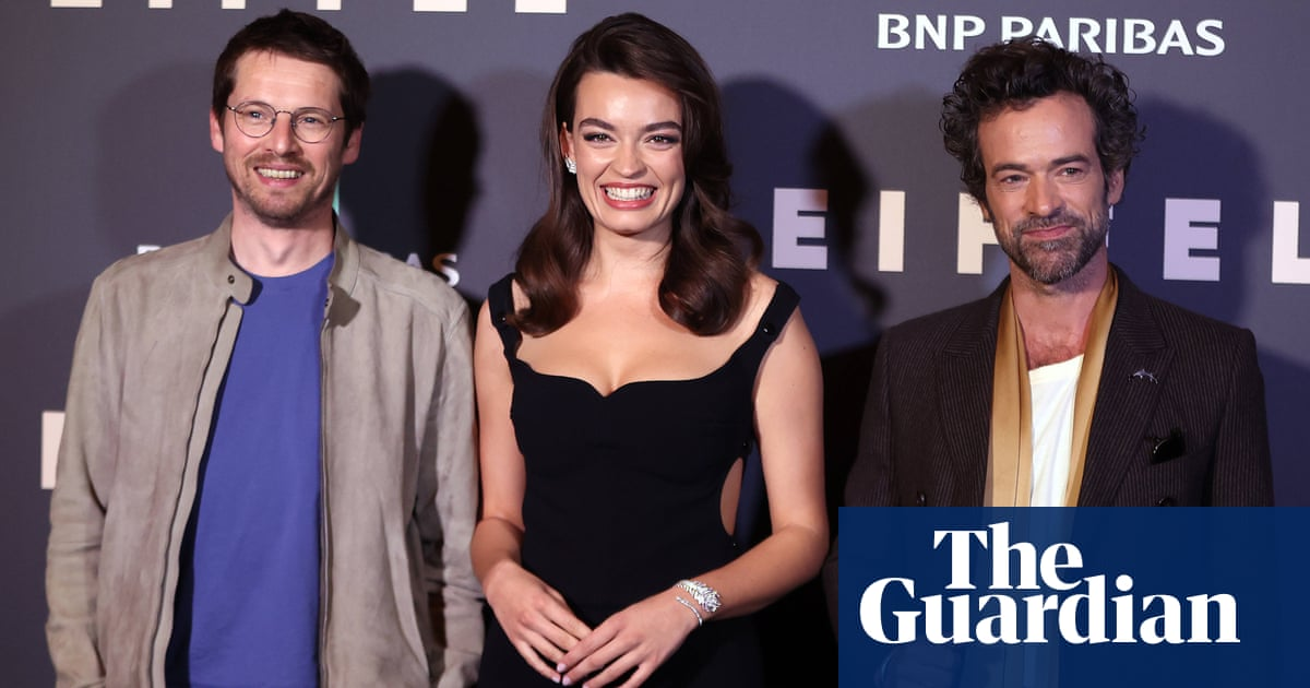 New French film paints Eiffel Tower engineer as hopeless romantic