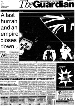 The Guardian, 1 July 1997.