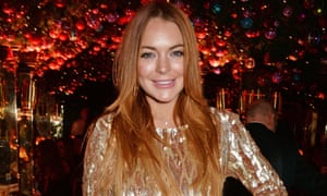 Bright lights, big city … Lindsay Lohan is heading for Kettering.