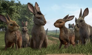 The new Waterhip Down comes at a time when the rabbit population is thought to be at an all-time low.