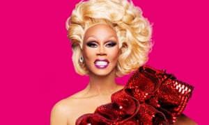 Ru Paul, presenter of Ru Paul's Drag Race UK