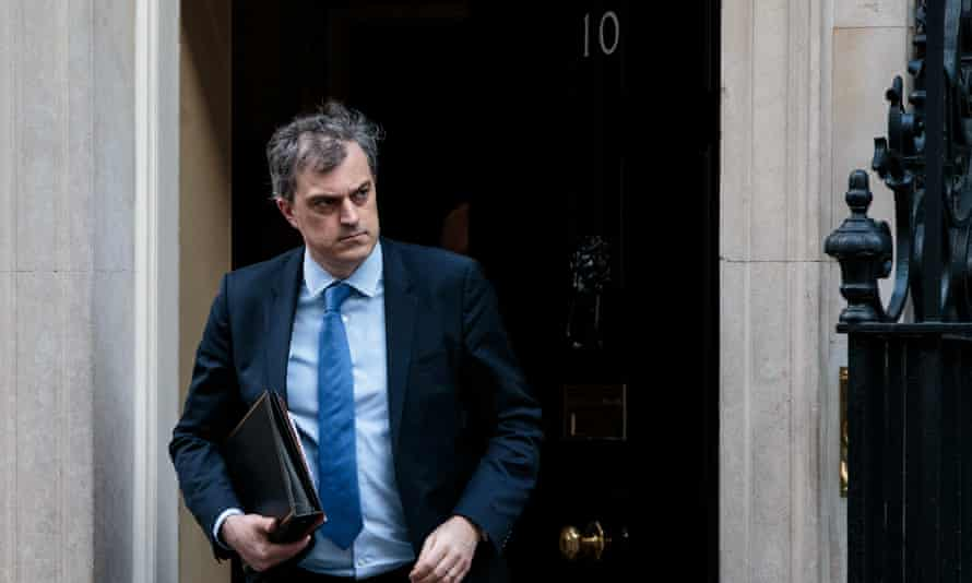 The chief whip, Julian Smith
