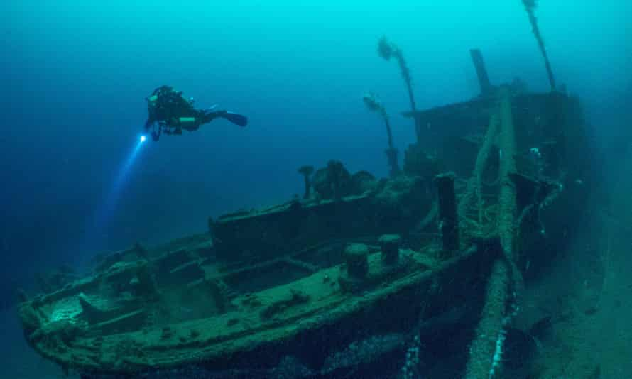 Shipwreck Photography, Scapa Flow