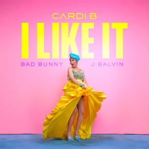 Cardi B's I Like It