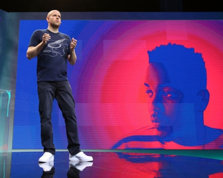 Daniel Ek has built Spotify into a juggernaut and is pivoting it towards being more than just a music company.